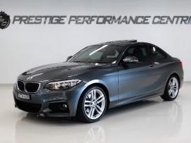 BMW 220d Sport F22  M