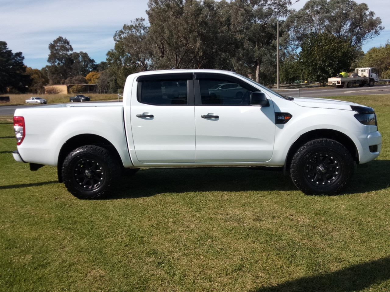 2017 Ford Ranger PX MKII XLS Utility Image 7