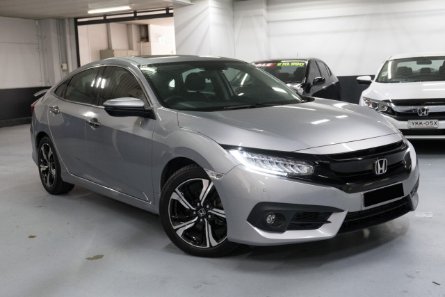 2016 Honda Civic 10th Gen  RS Sedan