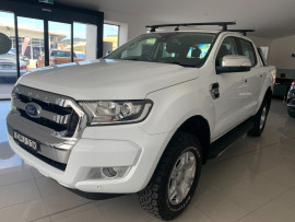 2017 Ford Ranger PX MkII XLT Utility Image 3