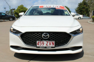 2019 Mazda 3 BP2S7A G20 SKYACTIV-Drive Evolve Sedan Image 3