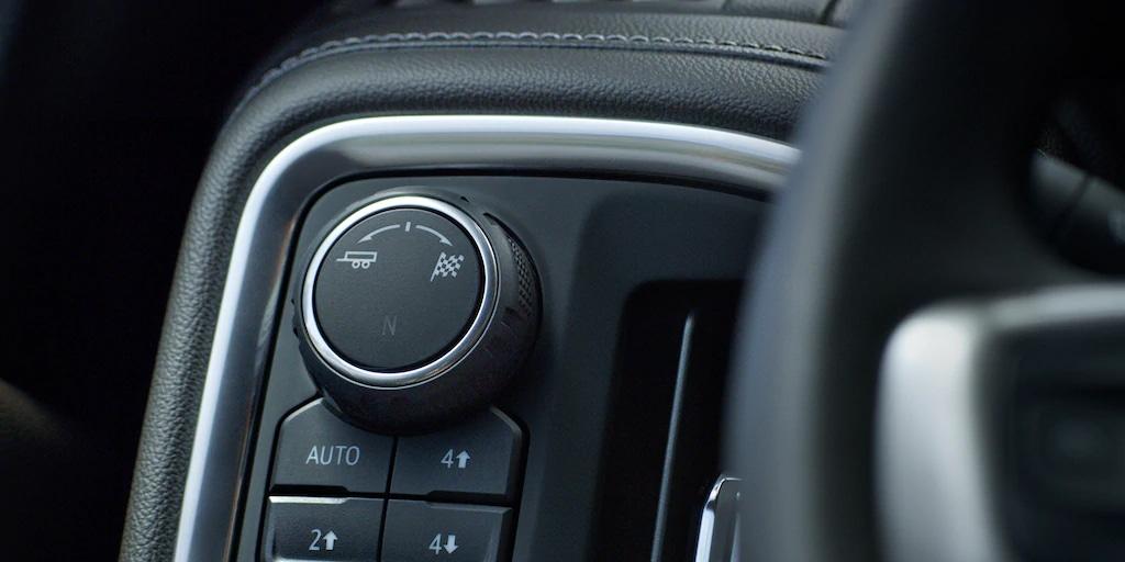 DRIVE MODE SELECTOR Image