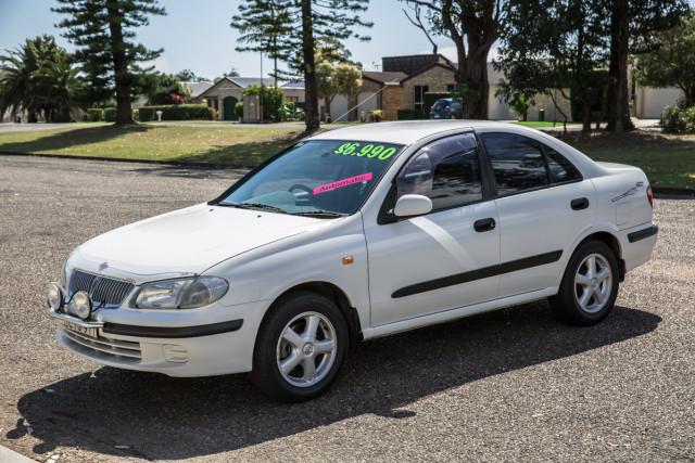 2000 Nissan Pulsar LX