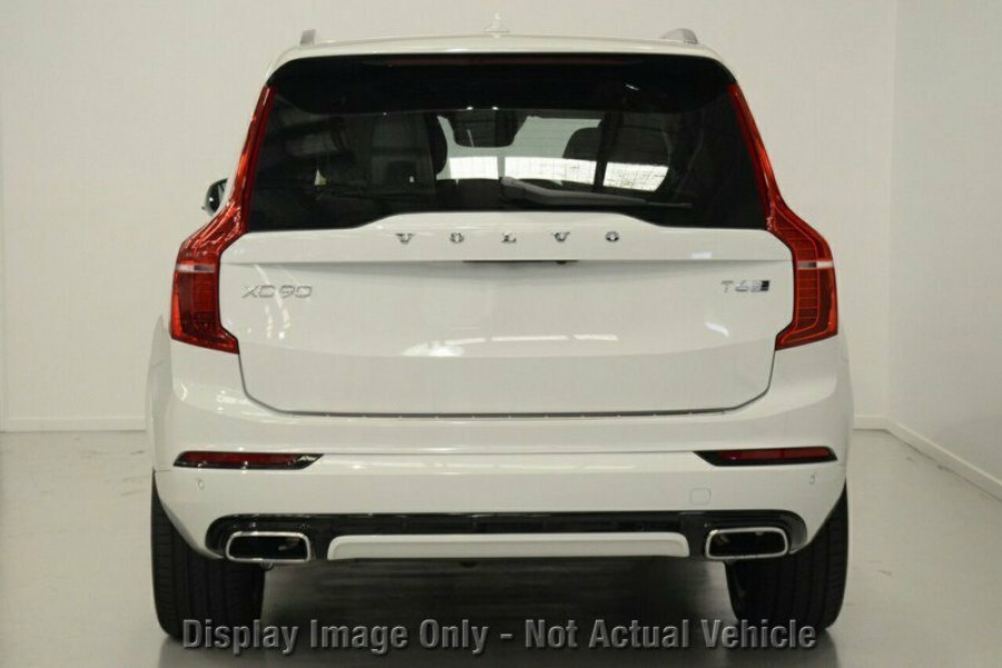 2018 MY19 Volvo XC90 L Series D5 Geartronic AWD R-Design Suv Mobile Image 16