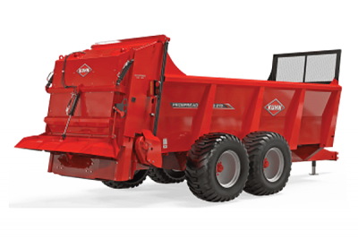 New KUHN PS 250, 260 and 270