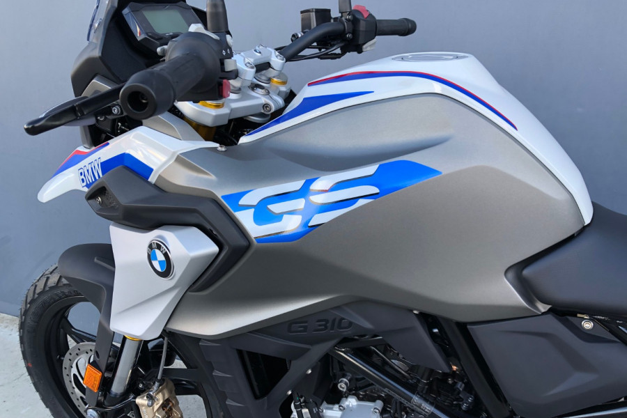 2019 MY20 BMW G310 GS Motorcycle Image 10