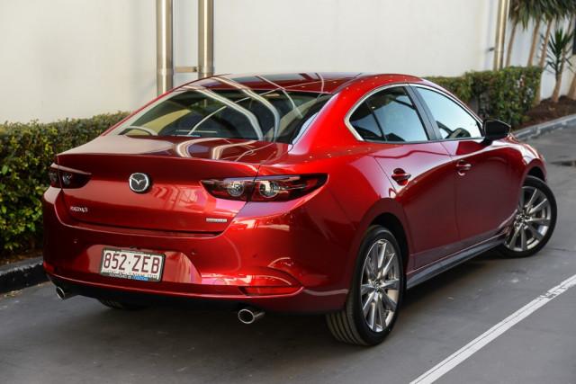 2019 Mazda 3 BP G20 Evolve Sedan Sedan Mobile Image 2