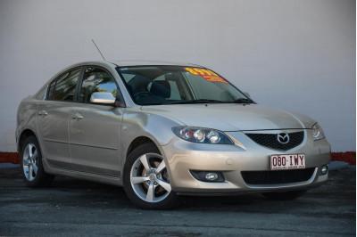 2005 Mazda 3 BK Series 1 Maxx Sedan
