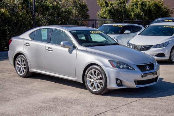 2011 Lexus IS250 GSE20R MY11 Prestige Sedan Image 5