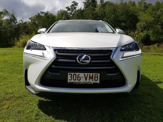 2014 Lexus Nx AYZ15R NX300h NX300h - Luxury Wagon
