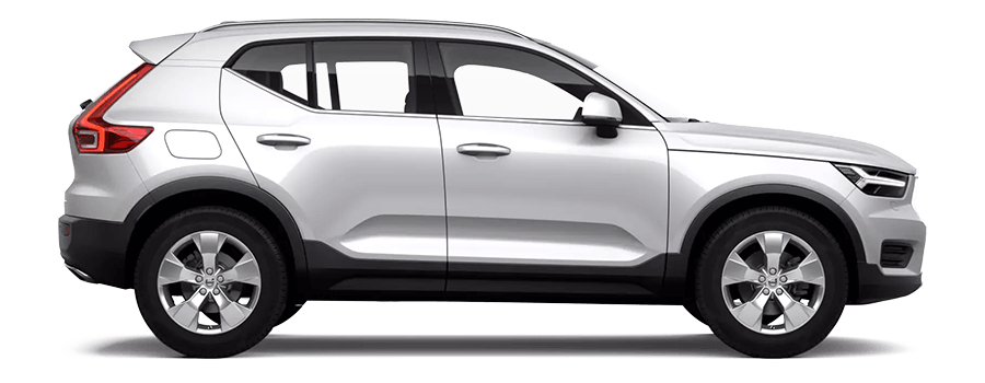 New Volvo XC40