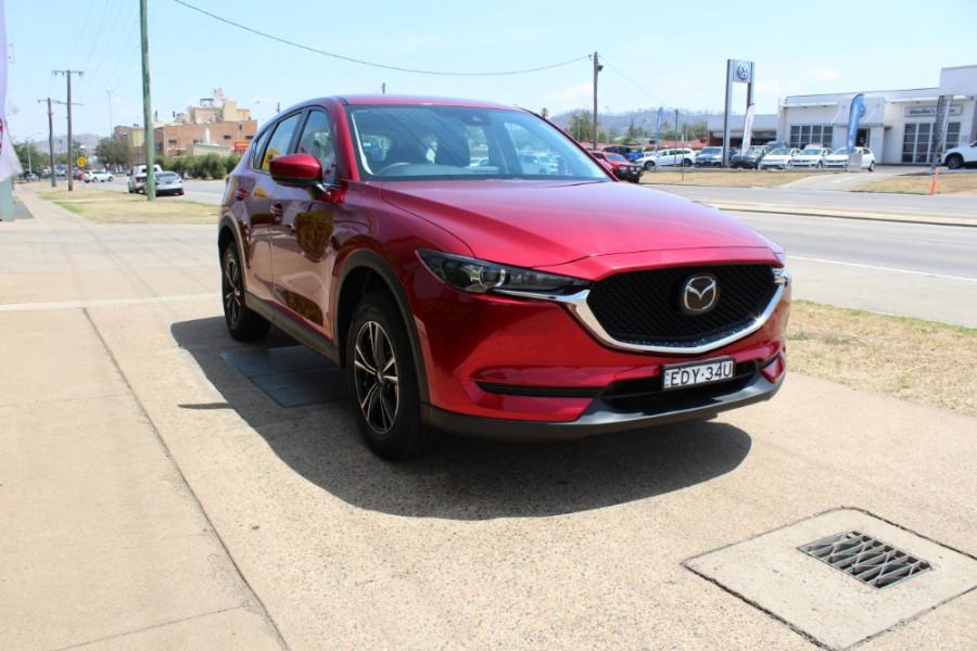 2019 Mazda CX-5 KF Series Maxx Suv