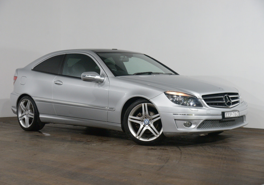2010 Mercedes-Benz Clc Mercedes-Benz Clc 200 Kompressor Evolution Auto 200 Kompressor Evolution Coupe