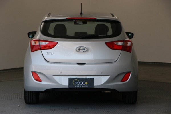 2014 Hyundai I30 GD2 Active Hatchback Image 4