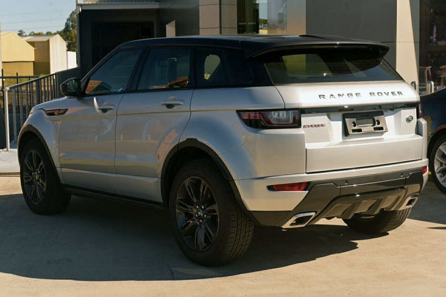 2018 MY19 Land Rover Range Rover Evoque L538 MY19 TD4 Suv Mobile Image 4