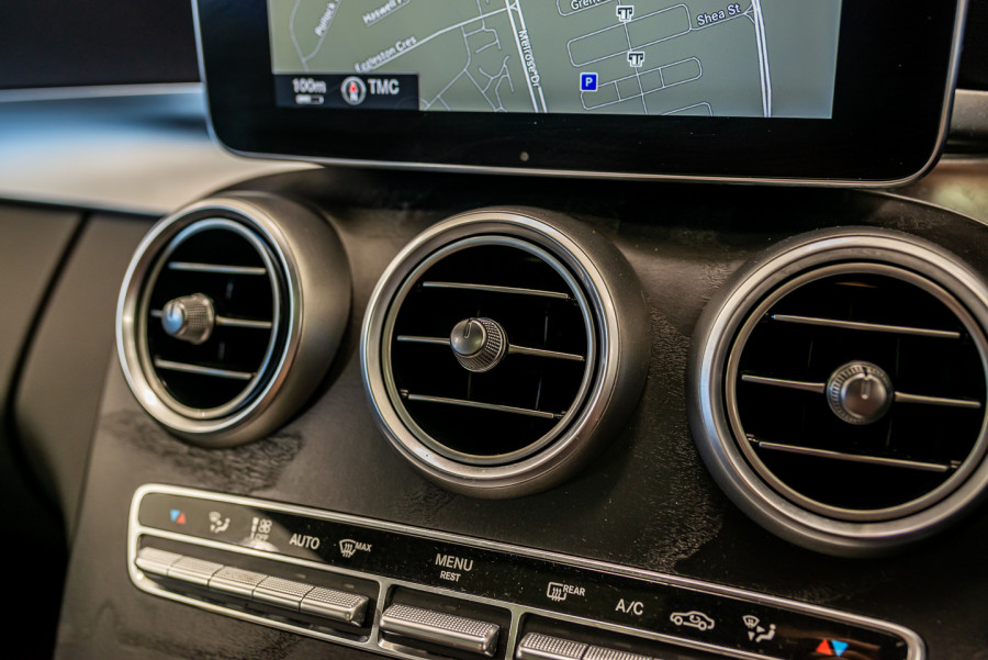 2016 MY07 Mercedes-Benz C-class W205  C63 AMG S Sedan Image 32