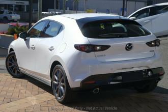 2021 Mazda 3 BP G20 Touring Hatchback Image 3