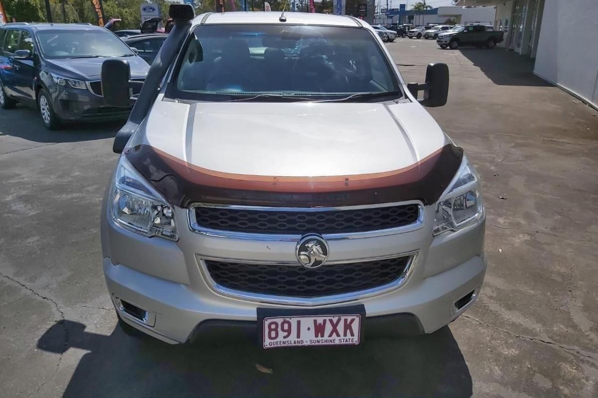 2015 MY16 Holden Colorado RG  LS-X Utility