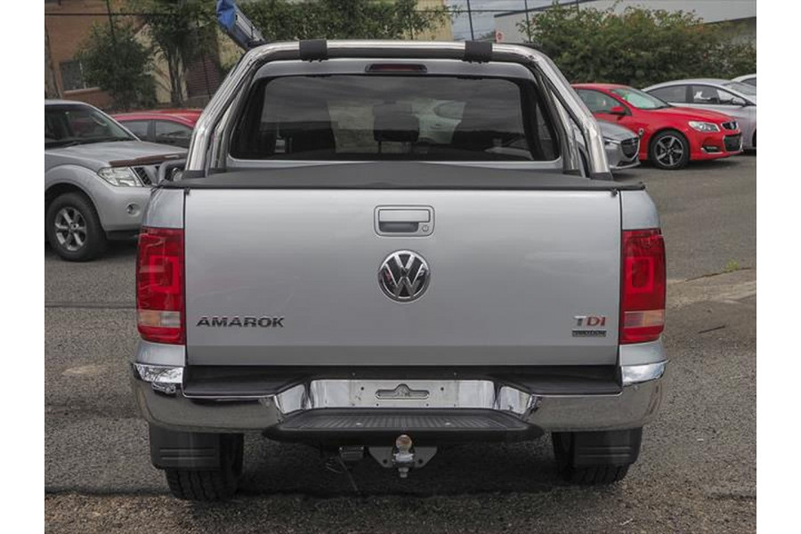 2016 Volkswagen Amarok 2H MY16 TDI420 Highline Utility
