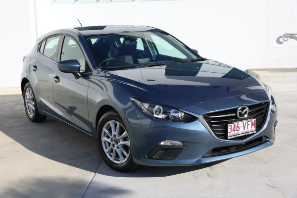 2014 MY15 Mazda 3 BM Series Maxx Hatch Hatch