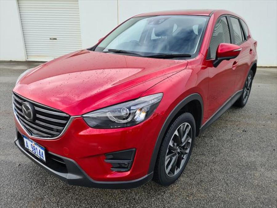 2015 Mazda Default Wagon Image 1