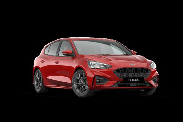 2020 MY21 Ford Focus SA ST-Line Hatchback