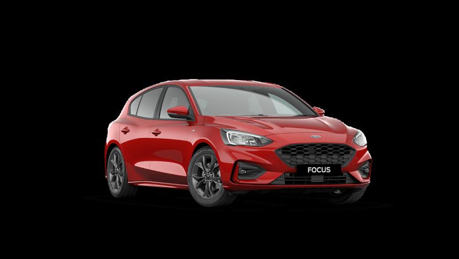 2020 MY21 Ford Focus SA ST-Line Hatchback image 1