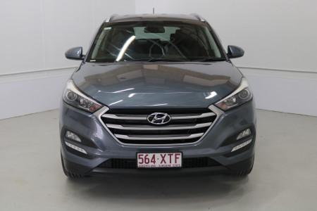 2017 Hyundai Tucson TL MY18 ACTIVE X Suv Image 2