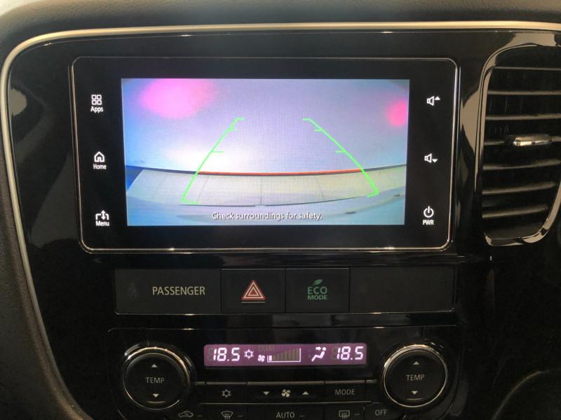 2017 Mitsubishi Outlander ZK LS 2wd 7 st wagon