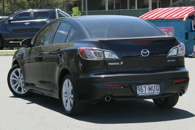 2009 Mazda 3 BL10L1 SP25 Activematic Sedan