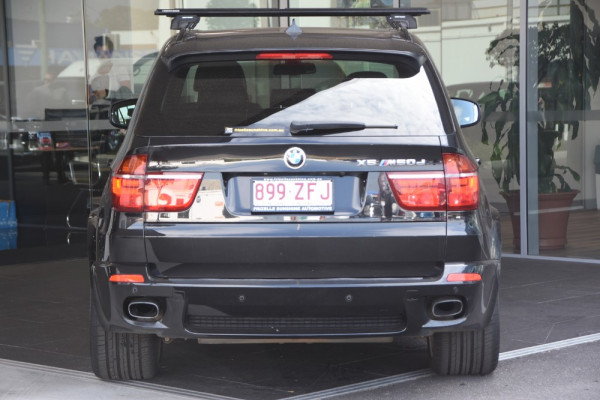 2012 MY12.5 BMW X5 E70 MY12.5 M50d Suv Image 4