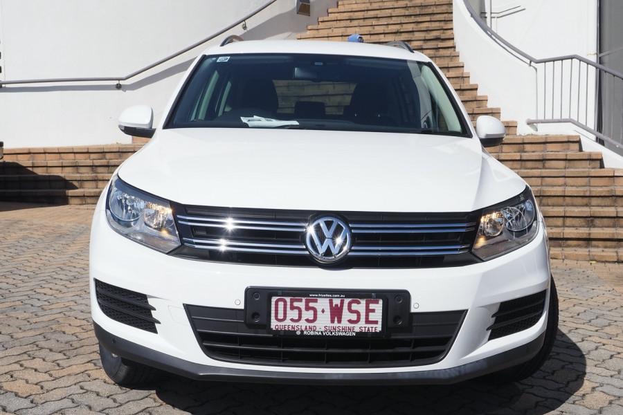 2014 Volkswagen Tiguan 5N 118TSI Suv
