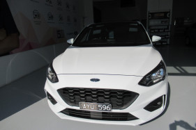 2018 Ford Focus SA 2019MY ST-LINE Hatchback