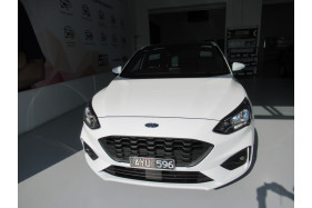 2018 Ford Focus SA 2019MY ST-LINE Hatchback Image 3