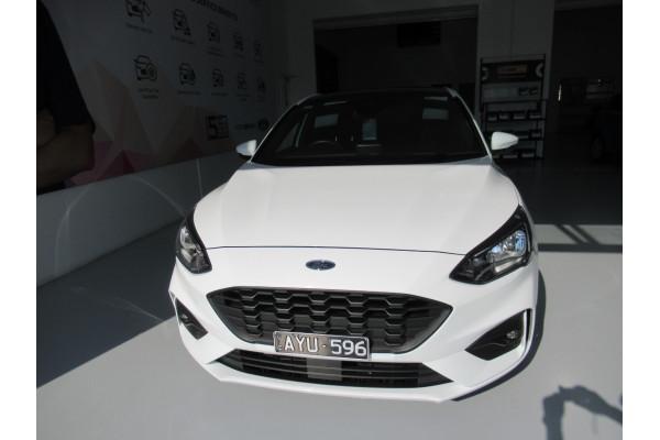 2018 Ford Focus SA 2019MY ST-LINE Hatchback Image 3