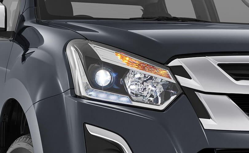 Isuzu UTE Daytime Running Lights