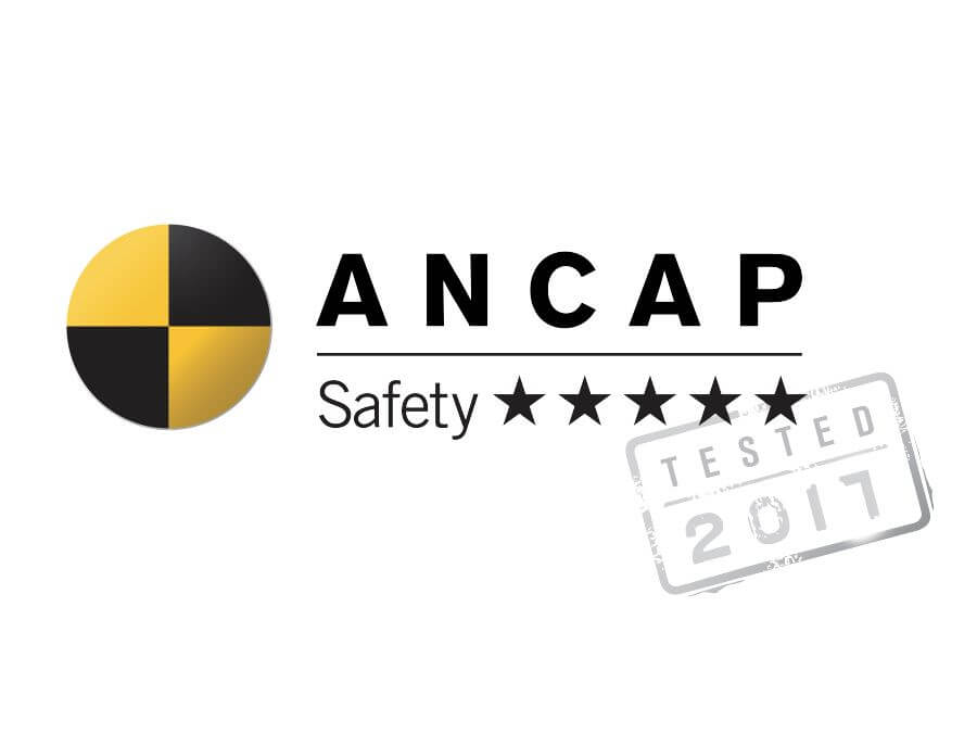 5 Star Safety ANCAP Safety Image