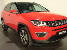 Jeep Compass Limited M6 Turbo