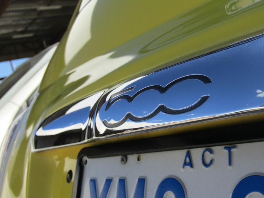 2008 Fiat 500 Series 1 Pop Hatch Image 23