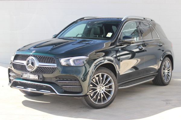 2019 Mercedes-Benz Gle V167 GLE450 Suv Image 3