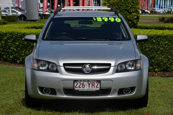 2009 MY09.5 Holden Commodore VE MY09.5 International Wagon Image 2