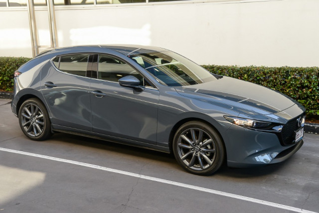 2019 Mazda 3 BP G20 Touring Hatch Hatch Image 5