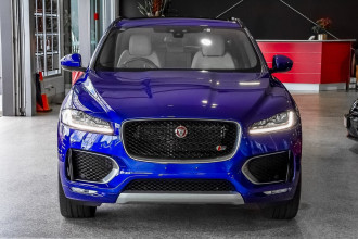 2016 Jaguar F-pace X761 MY17 30d First Edition Suv Image 4