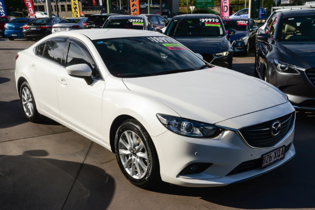 2014 Mazda 6 GJ1031 Touring Sedan Image 5