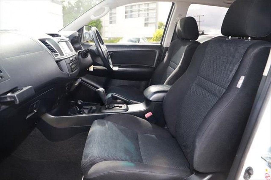 2014 Toyota HiLux KUN26R MY14 SR5 Utility Image 8