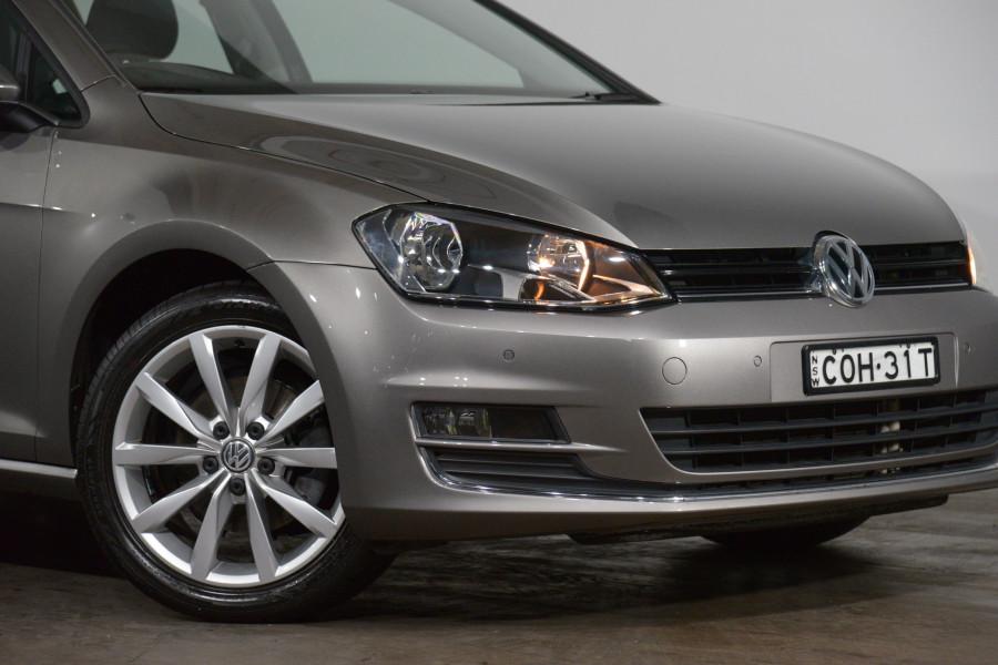 2013 Volkswagen Golf 103 Tsi Highline