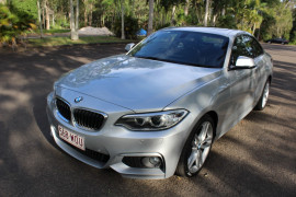 2015 BMW 2 Series F22 220d M Sport Coupe