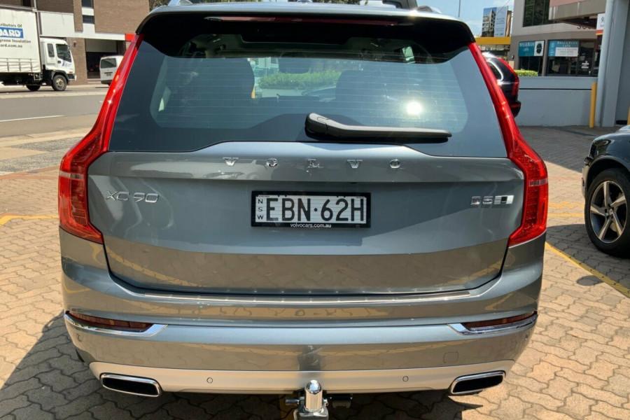 2018 MY19 Volvo XC90 256 MY19 D5 Inscription (AWD) Suv Mobile Image 5