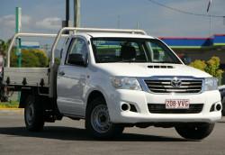 Toyota Hilux SR 4x2 KUN16R MY12
