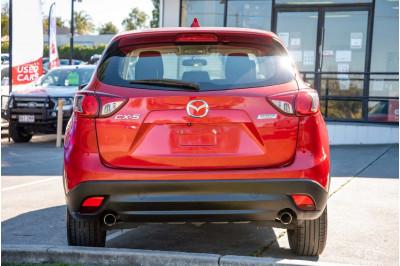2014 Mazda CX-5 KE Series MY14 Maxx Suv Image 4